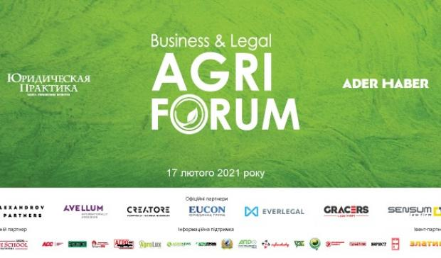 III Business & Legal Agri Forum