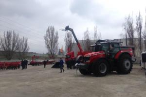 Massey Ferguson Open Days в Запоріжжі