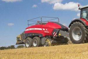 Прес-підбирач Massey Ferguson MF 2370 Ultra HD