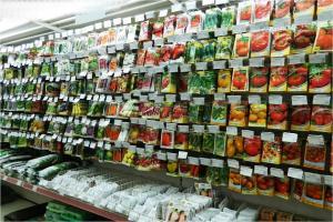 Держпродспоживслужба Луганщини вживає заходи із запобігання правопорушень під час торгівлі насінням овочевих та баштанних культур