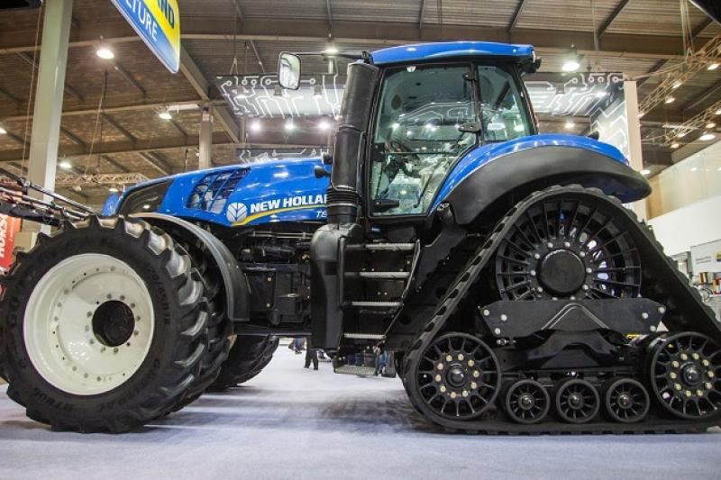 New Holland T8 410