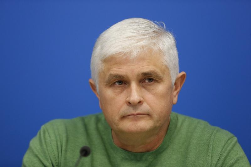Юрій Крутько, голова громадської організації «Аграрна самооборона України»