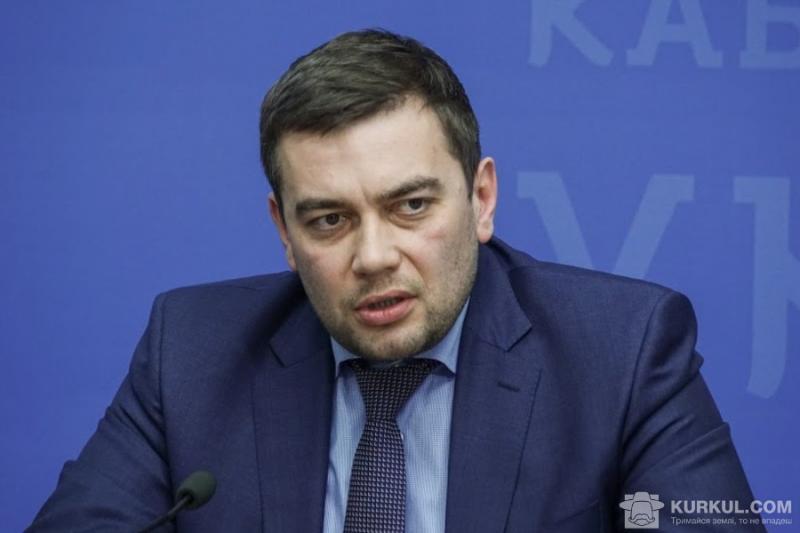 Максим Мартинюк, в.о. міністра аграрної політики та продовольства України