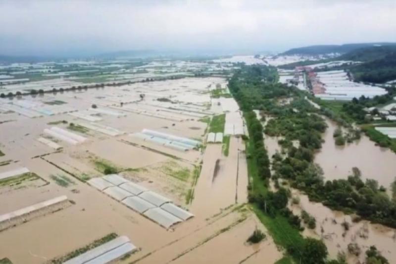 На Закарпатті підрахували збитки від повені