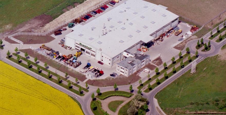 Виробництво Buschhoff в місті Ален, Німеччина