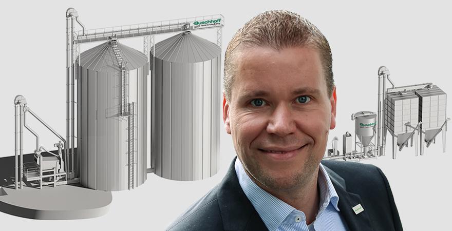 Крістіан Бушхофф, генеральний директор Buschhoff