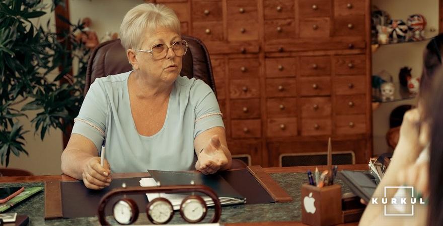 Надія Кудлай, директорка ТОВ «Еліта»