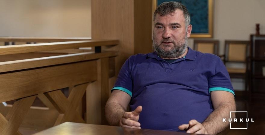 Юрій Дробязко, власник «Аграрної технологічної компанії»