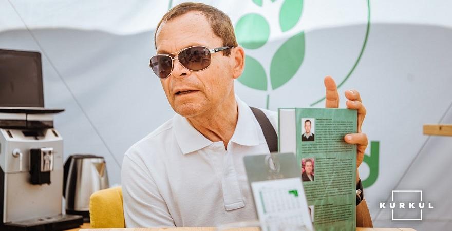 Олександр Рибалка, вчений-генетик, доктор біологічних наук