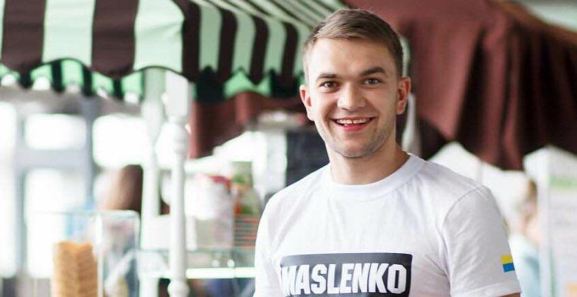 Олександр Масленко, засновник компанії «Лавандова мануфактура»