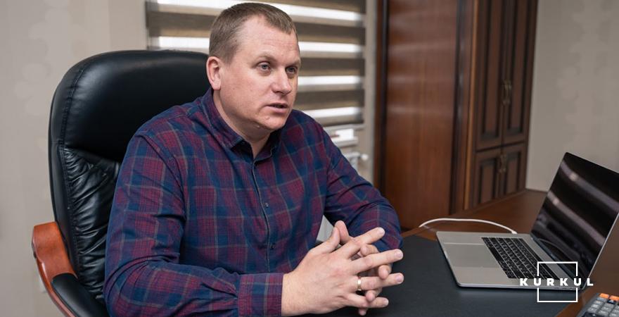 Олександр Татаров, керівник ПП «ОСТ Лідер-Агро»