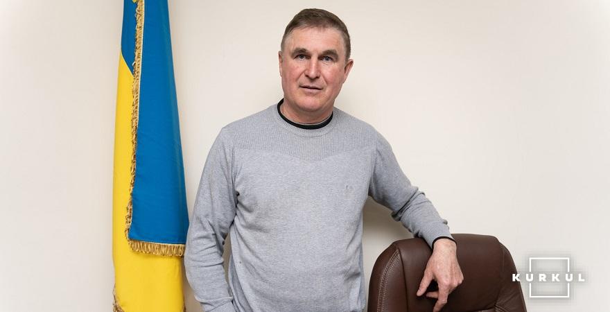 Віктор Шеремета, засновник фермерського господарства «Геркулес»