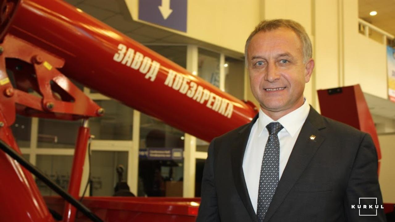 Анатолій Кобзаренко, засновник і керівник компанії «Завод Кобзаренка»