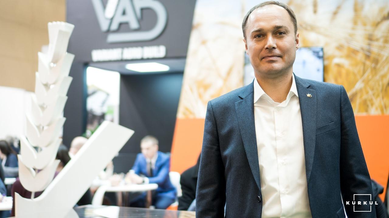 Олексій Кіба, керівник елеваторного напряму компанії «Варіант Агро Буд»