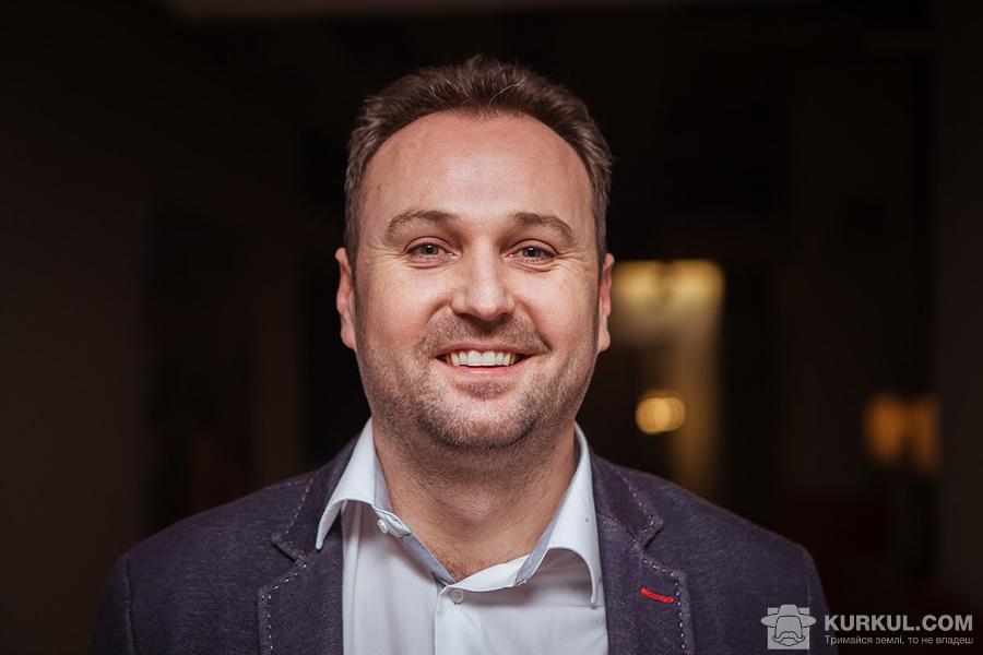 Ян Беднар, комерційний директор BEDNAR FMT