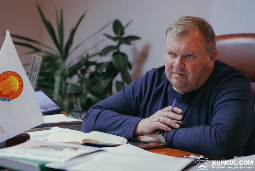 Олег Балагура, керівник ДП ДГ «Шевченківське»