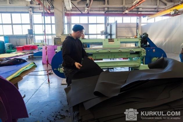 Процес виготовлення EVA-матів