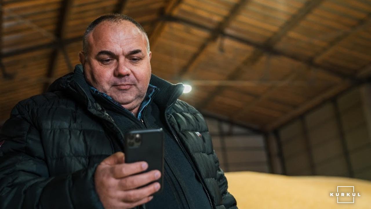 Олександр Голомах, директор СФГ «Вікторія»