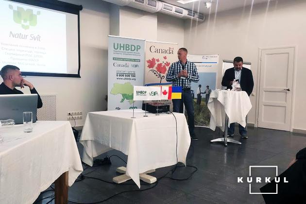 Конференція за темою: «Переробка плодовоовочевої та ягідної продукції. Сучасні тренди»