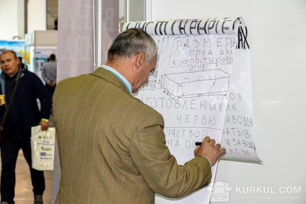 Ігор Попко на виставці АГРОПОРТ Схід Харків 2017