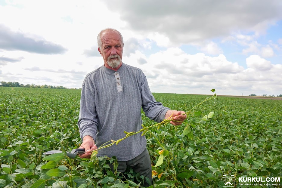 Володимир Іванюк, експерт, консультант з агрономії