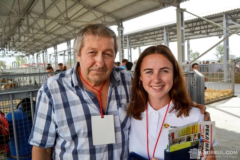 Федір Капелюшний і Катерина Капустіна