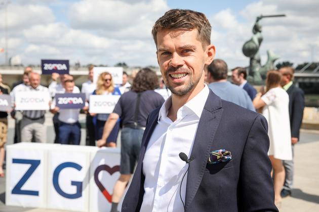 Міхал Колодейчак, голова польської організації AGROunia