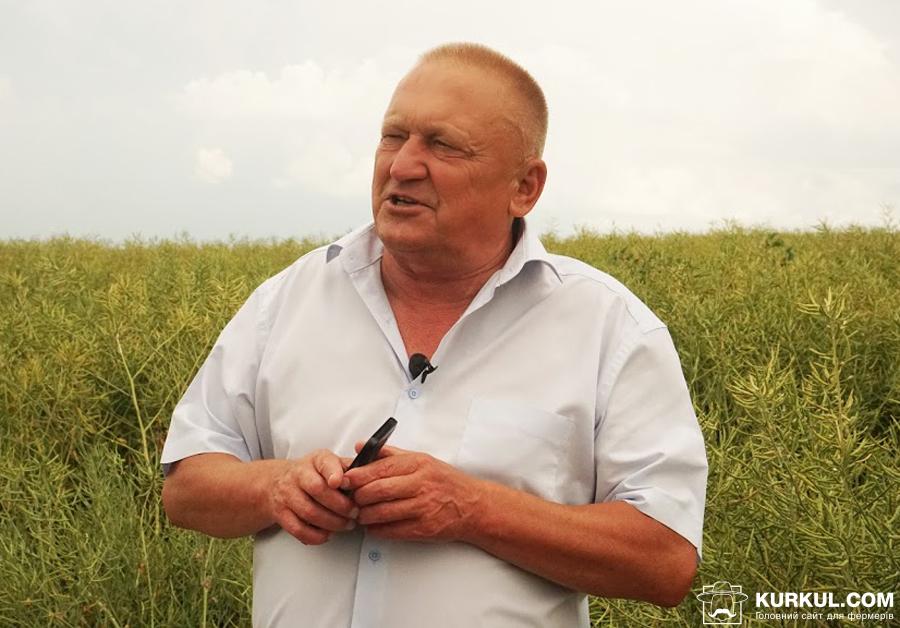Петро Мосійчук, директор ПСП «Хлібороб»