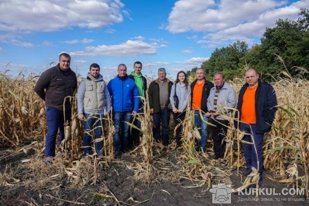 АгроЕкспедитори в гостях у Олега Бегмата