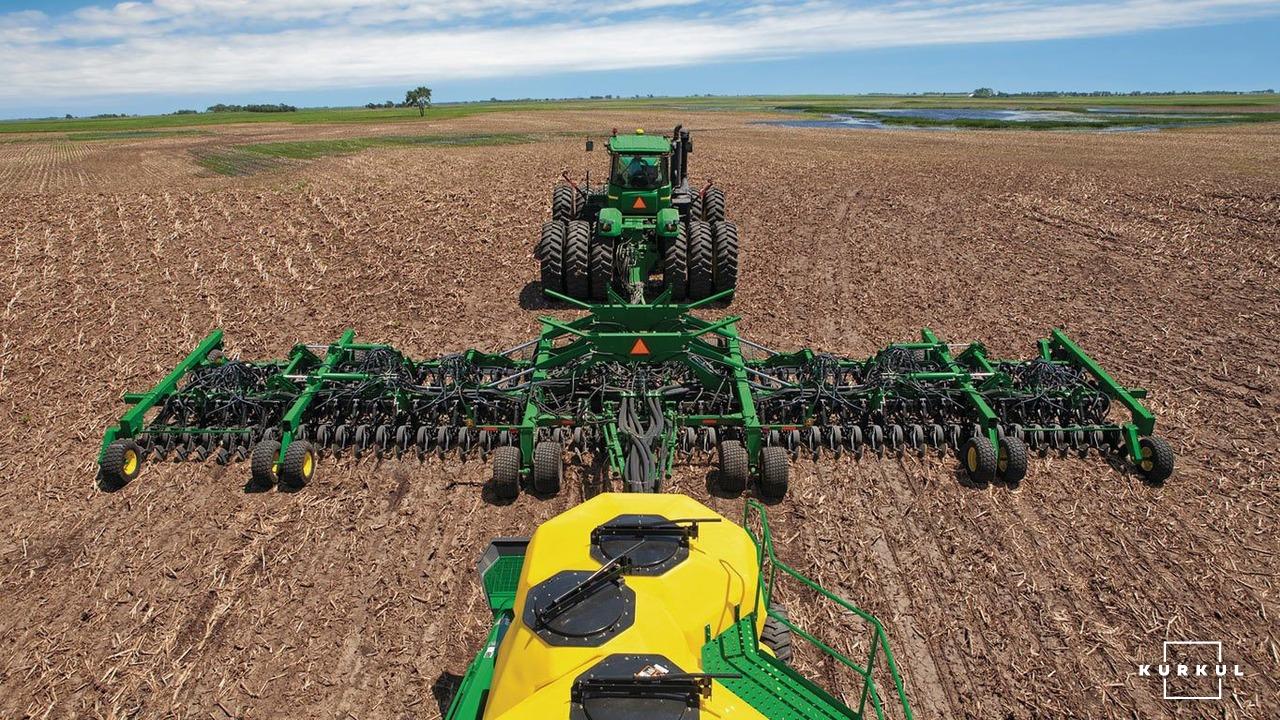Технологія вирощування No-Till