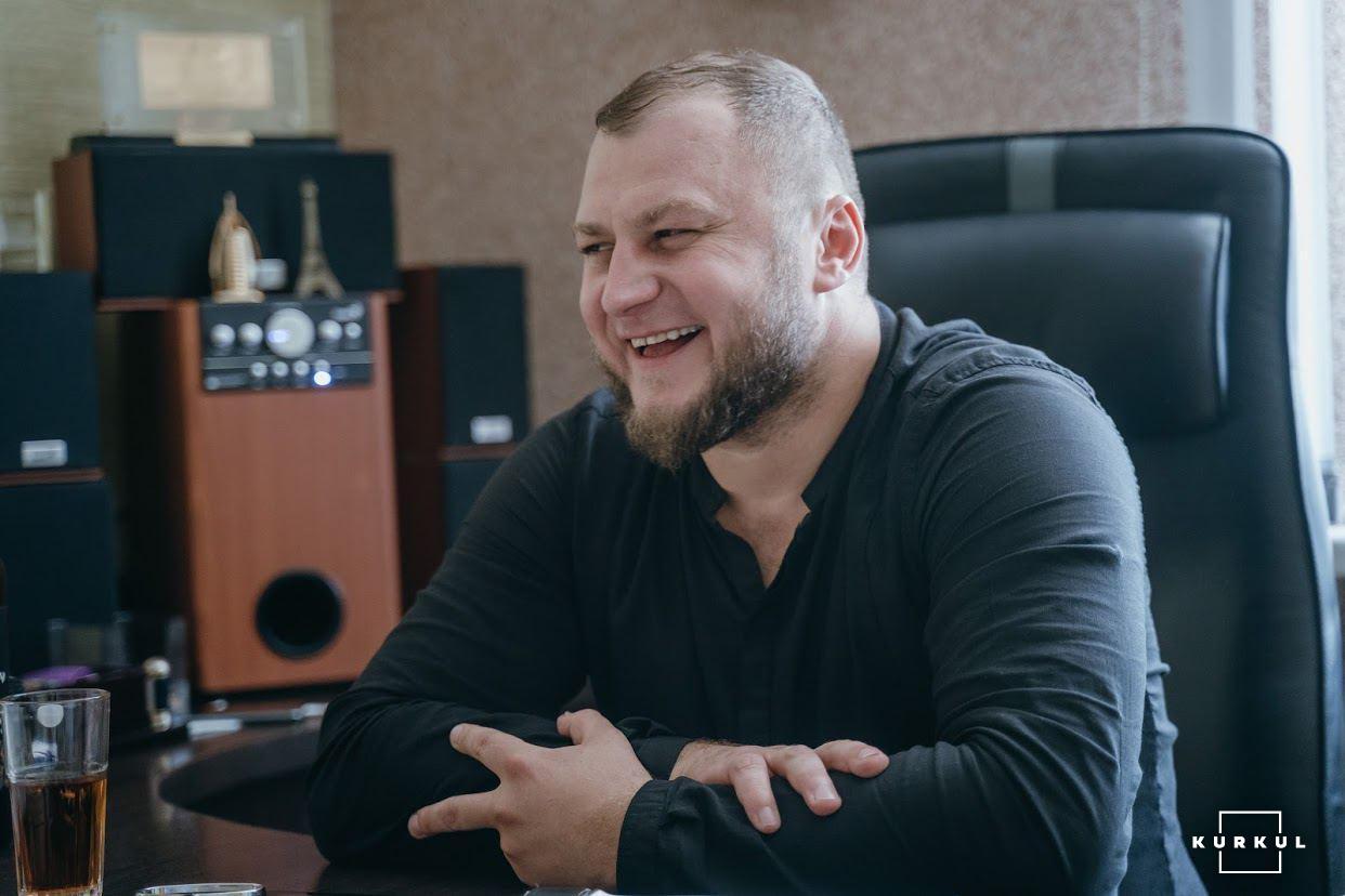 Олег Сандуляк, засновник і директор підприємства «Надбужанське-С»