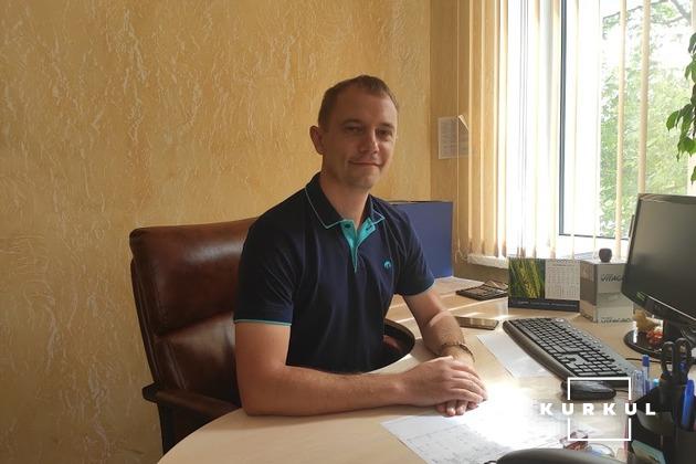 Микола Сучек, кандидат с/г наук, начальник відділу насінництва, старший науковий консультант з агрономії агрохімічної компанії Vitagro Partner