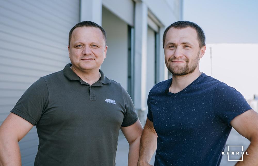 Олексій Дворський, експерт FMC та Богдан Савенков