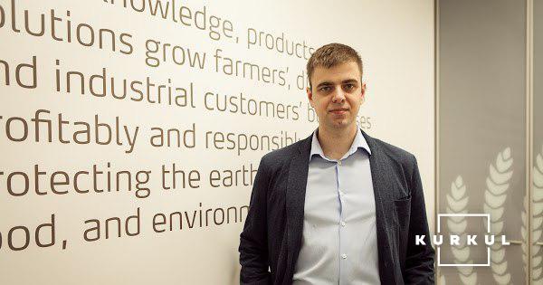 Микола Панчук, керівник напрямку Digital компанії YARA Ukraine