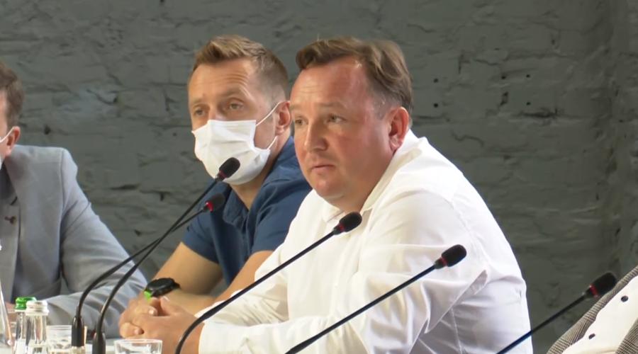 Євген Дудка, засновник компанії «Волинь-Зерно-Продукт»