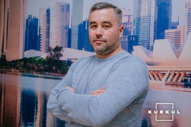 Кирило Бондаренко, комерційний директор Білоцерківського елеватора