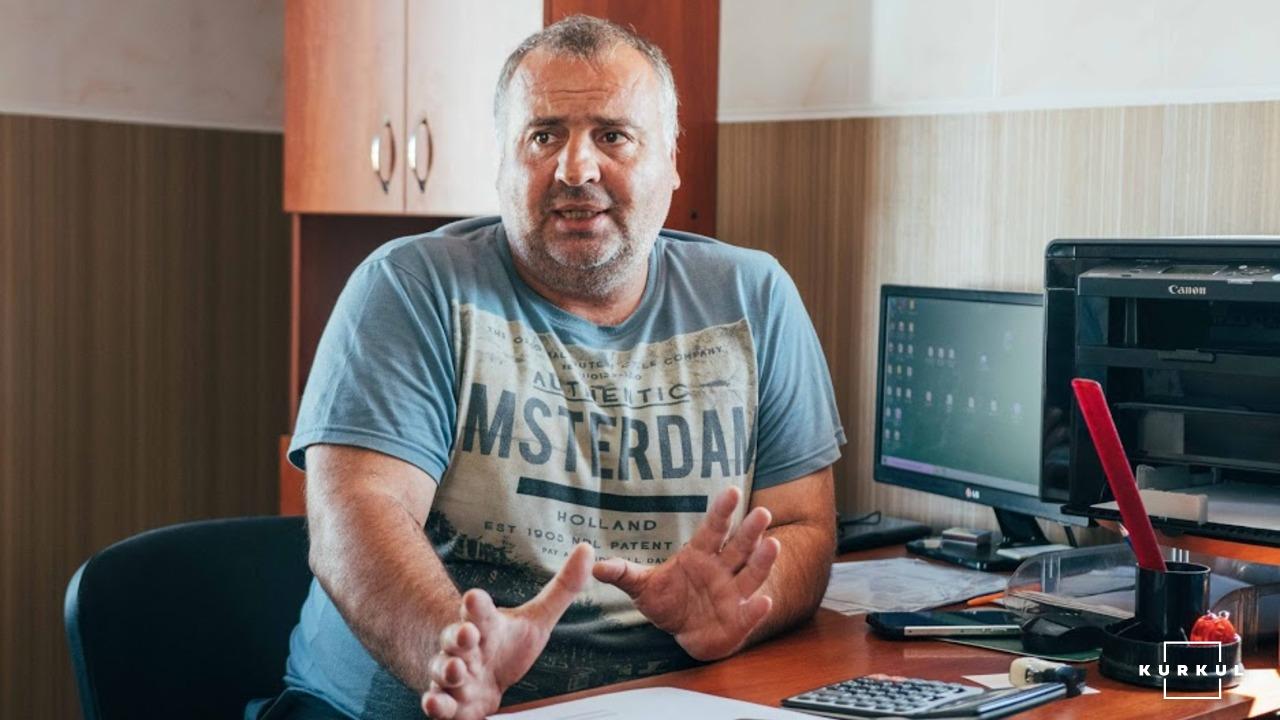 Андрій Булгаков керівник ФГ «Унірем-Агро Плюс»