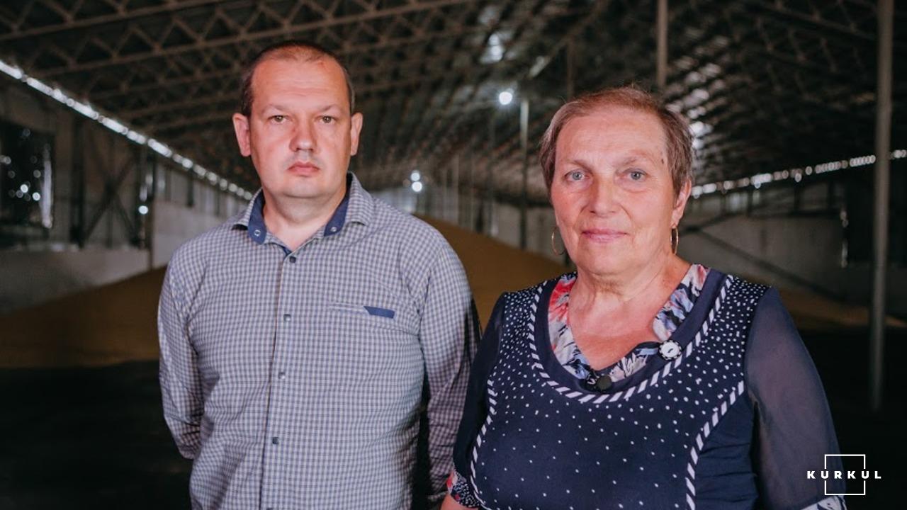 Віталій Кравченко та Лідія Чабан