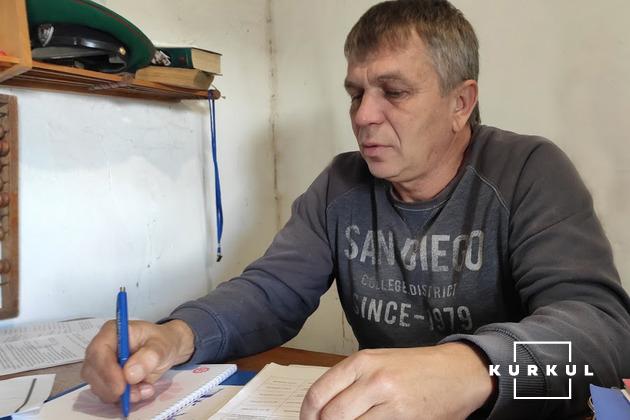 Вадим Дикусар, керівник підприємства «Побєда нова»