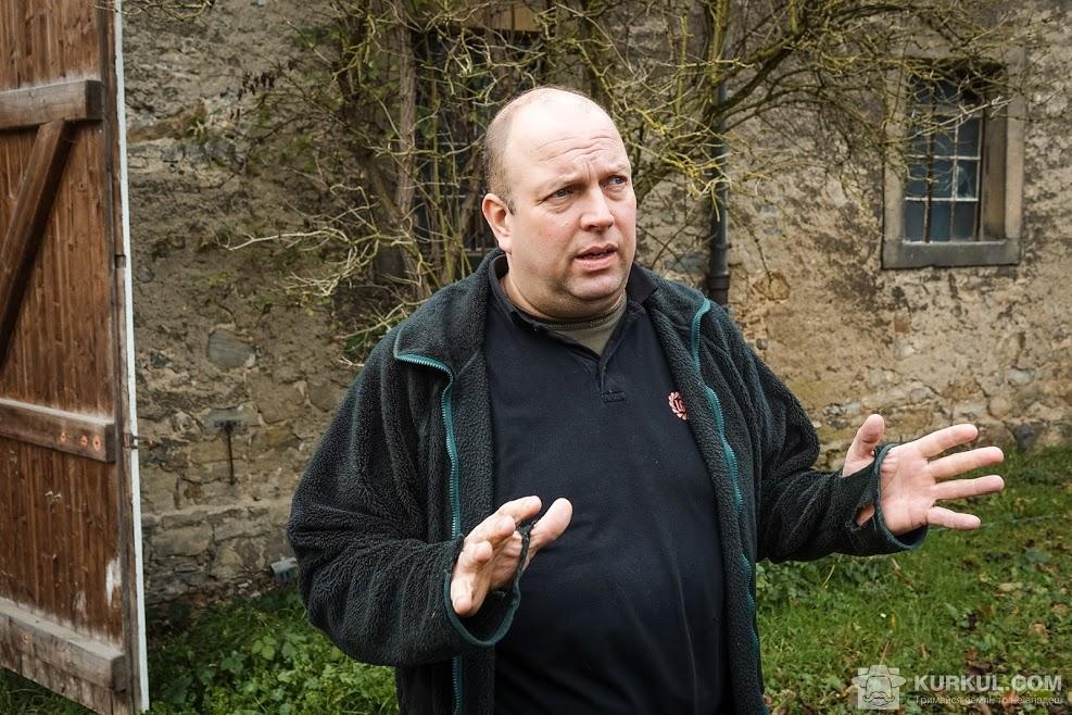 Фредерік Платте розповідає про об'єднання фермерів