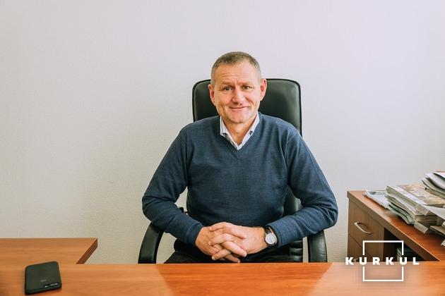 Сергій Рибалко, керівник ФГ «Аделаїда»