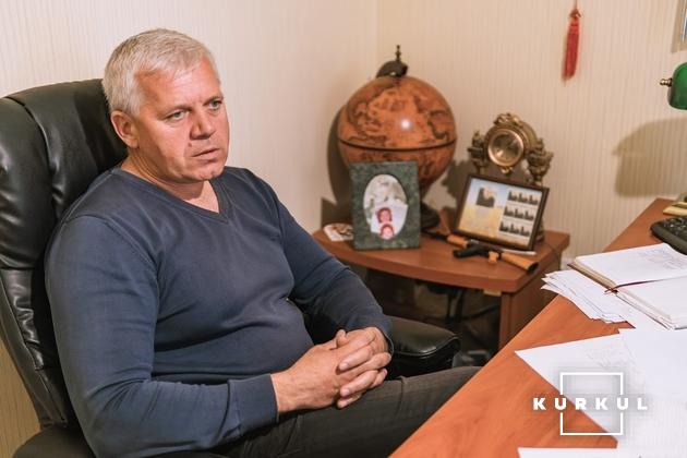 Олександр Коваленко, керівник господарства «Партнер Агро Груп»