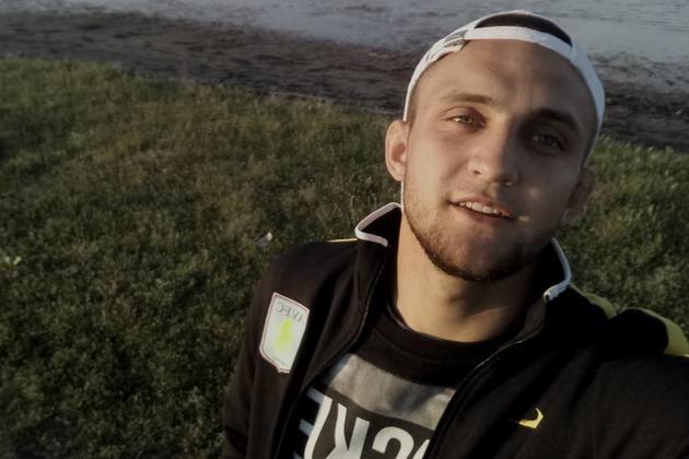 Іван Старостенко, активіст і фермер із Херсонщини