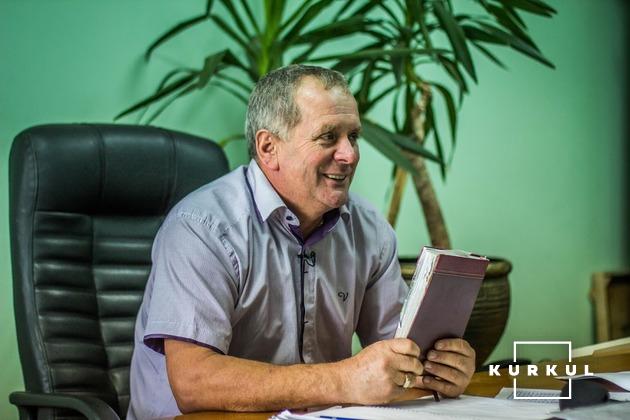 Валерій Ліневич голова правління СВК «Вівсяницький» та керівник ТОВ «Чапаєвське Агро Плюс»