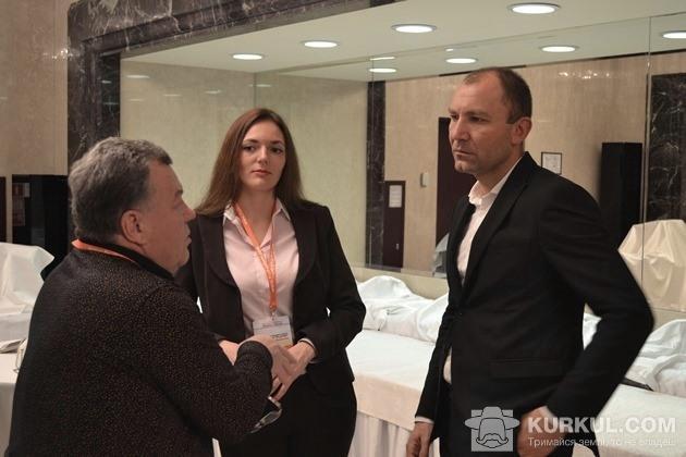 Андрій Ярмак та Валентина Лановенко