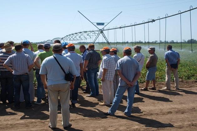На Черкащині відбудеться перший український практичний семінар з інтенсивного зрошення Valley