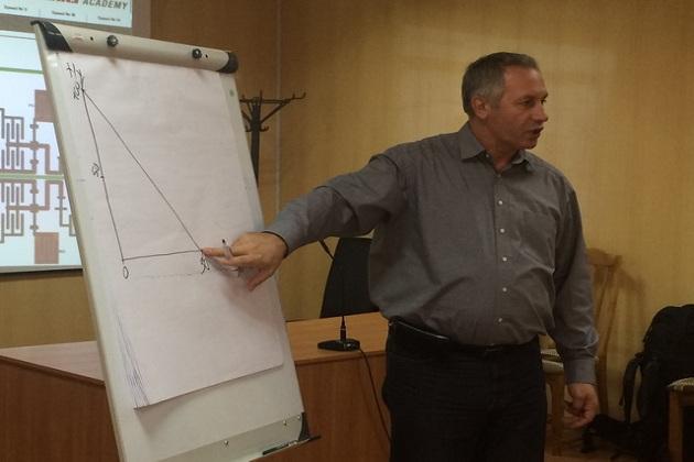 CLAAS провела семінар для викладачів ВНЗ