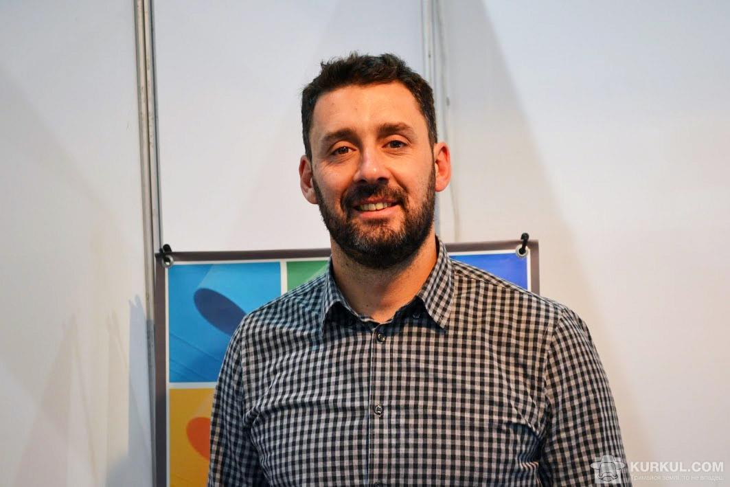 Олександр Кучеренко, менеджер із розвитку Evaline