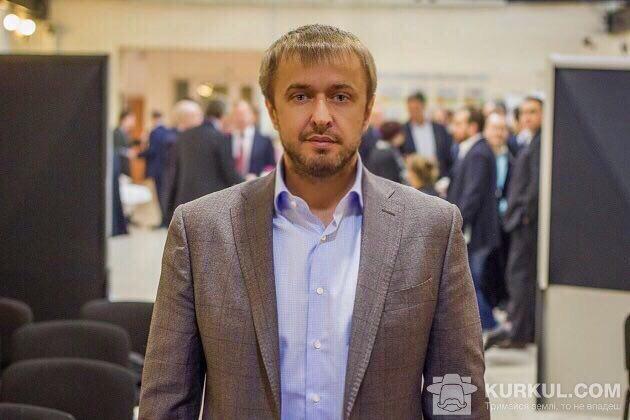 голова ради директорів холдингу «Human Transparency Innovations» (HTI) Андрій Гордійчук
