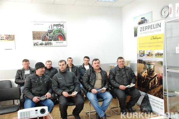 Представники агропідприємств підвищили свій професійний рівень завдяки курсам від «Цеппелін Україна»
